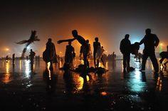 Devotee at Ganga Sagar Mela Photo by Stanley Kay -- National Geographic Your Shot