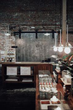 Old Faithful Shop- a modern general store- Gastown