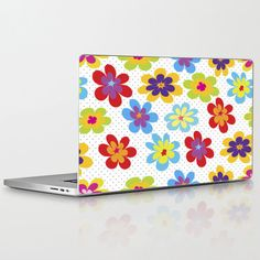 Valentine's Day Gift HIGH QUALITY Laptop #Skin for by FloralCases