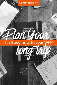 How to Plan a Long Travel in a Low Budget. A step by step guide on how to plan a long trip (at least 1 year)  - Thinking that it is not possible to travel the world with little money? Think about the hundreds of travelers who are doing exactly that now. Don't hesitate in starting your dream. Travel the world now.
