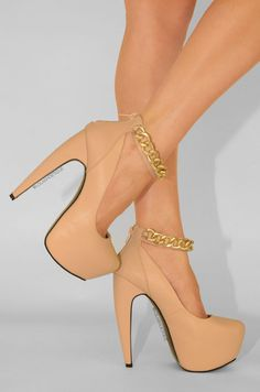 nude colored shoes also available in black, blush and neon pink