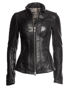 I think I found the leather jacket I need.... now, question is - do I want to spend $300... hummm
