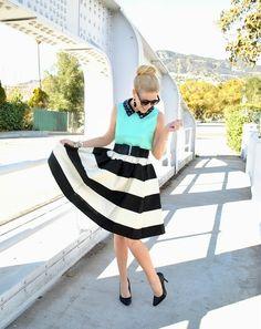 Kate Spade dress and Kate Spade top