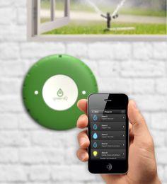 GreenIQ Smart Irrigation Hub