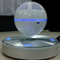 hot new products for 2015 Levitating bluetooth speaker with NFC function from China supplier
