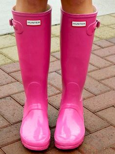 I need these right now! Seriously though, the sky is falling outside and I have to go out in it.