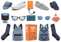 east dane accessories edit blue and orange mcm blue studded mens backpack