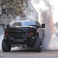 jeep #pickup Chevy Diesel Trucks, Chevy Pickup Trucks, Lifted Chevy Trucks, Gm Trucks, Cool Trucks, Dually Trucks, Lifted Ford, Dodge Diesel, Chevy 4x4