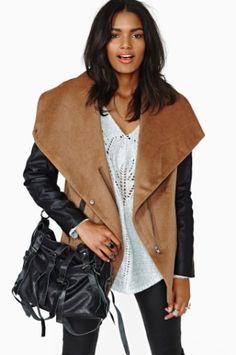 High Profile Coat