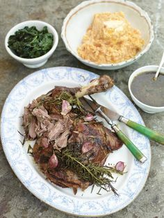 Roasted Shoulder of Lamb | Lamb Recipes | Jamie Oliver Recipes