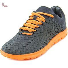 Steven Steve Madden Tommii Femmes US 6 Noir Baskets - Chaussures steve madden (*Partner-Link)