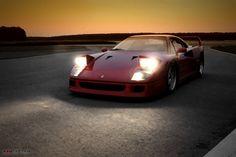 Ferrari F40 1987-91