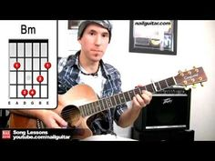 'Just The Way You Are' Bruno Mars - Super Easy Beginners Guitar Lesson
