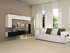 Gres Porcellanato Rettificato Effetto Cemento Casablanca - Iperceramica bello, anche se effetto cemento