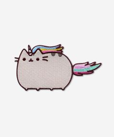 Pusheen Iron on