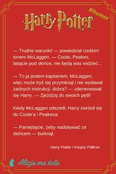 Harry Potter i Książę Półkrwi - najlepsze fragmenty, najzabawniejsze cytaty | Quidditch #HarryPotter #cytat #cytaty #książki Harry Potter Humor, Harry Potter Facts, British Humor, Harry Potter Wallpaper, Twisted Humor, Parenting Humor, Sports Humor, Work Humor, Laughing So Hard