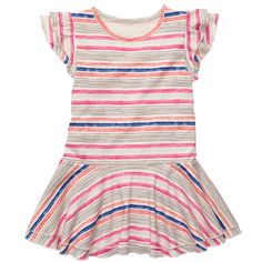 TLC Tunic in Stripes | Baby Girl New Arrivals