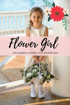 Children's Book for flower girls or ring bearers, celebrate and explain the joy of love, marriage, and wedding celebrations. Special page to leave a special note just inside the cover, this book will make a great gift for your flower girl or ring bearer! #weddinggifts #bridalpartygifts #bridetobe #flowergirl #ringbearer #flowergirlideas #ringbearerideas #childrensbooks #wedding #love