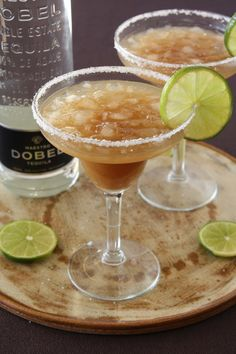 It's time to take a trip to Mexico with me… When I was in Mexico for our honeymoon, I had this tamarind margarita that blew my mind. Ever since then, I have never tried to replicate it. However when Dobel approached me about crafting a couple of recipes for their oh-so wonderful tequila, I decided I had …