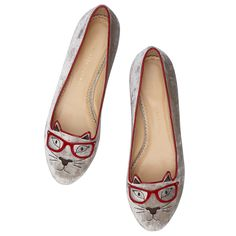 More from Charlotte Olympia's Kitty&Co capsule shoe collection