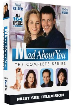 Mad About You The Complete Series (DVD)