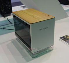 In Win esitteli erikoisen pallokotelon ja kaksi perinteikkäämpää, puukoristeltua koteloa - io-tech.fi