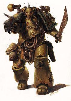 warhammer 40.000 chaos Adrian smith - Поиск в Google