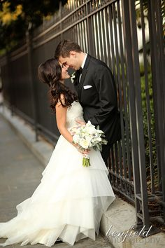 Benfield Photography Blog: New Orleans Wedding Portraits of Michael and Haven