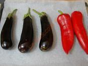 Galaxy Wallpaper, Eggplant, Canning, Vegetables, Eggplants, Vegetable Recipes, Home Canning, Veggies