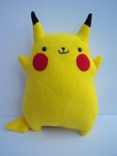 Chubby Pikachu!