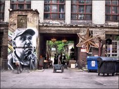 Art Everywhere - Berlin. Streetart.