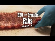 Part Learn how to trim and season pork spare ribs for the smoker. Bbq Pork Spare Ribs, Barbecue Ribs, Bbq Rub, Beef Ribs, Bbq Brisket, Rib Recipes, Grilling Recipes, Cooking Recipes, Smoker Recipes