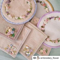 @embroidery_flower #