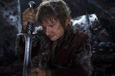 Martin Freeman en The Hobbit