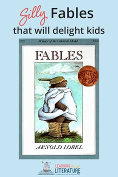 Fables by Arnold Lobel (who wrote Frog and Toad) is a collection of humorous, silly fables that will delight readers young and old. Read Aloud Books, Great Books To Read, Children's Books, Arnold Lobel, Best Children Books, Types Of Books, Animal Books, Day Book, Children's Picture Books
