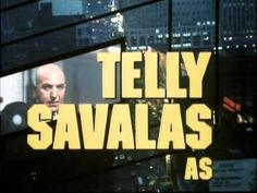 1970′s TV Detective Series Kojak's Opening Title Credits http://shar.es/S821t via @The Wall Breakers