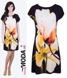 Úpletové letné dámske šaty alebo tunika– trendymoda.sk Dresses, Fashion, Vestidos, Moda, Fashion Styles, Dress, Fashion Illustrations, Gown, Outfits