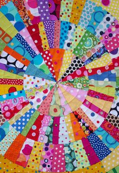 Red Pepper Quilts: Bloggers Quilt Festival - Favorite Quilt