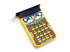 Texas Instruments Little Professor- I had one of these when I was a kid...I was the bomb....we were nerds...still are!