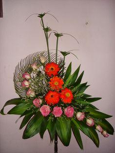 Resultado de imagen para cách cắm hoa