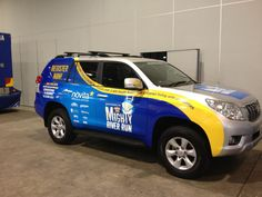 """For the 4th year in a row, Northpoint is proud to be the official Vehicle Sponsor for Novita's Mighty River Run. The River Run is an iconic South Australian event for any boat owners, and Novita does amazing work with over 1300 South Australian families living with disabilities"". http://www.facebook.com/MightyRiverRun"