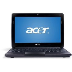"""Acer 11.6"""" AMD C-60 1 GHz Netbook 