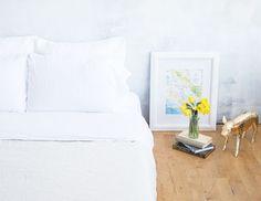 The Casper works on the floor, too. Casper Mattress, Best Mattress, Bedroom Sets, Bedding Sets, Bedroom Decor, Mattresses, Pillow Talk, Memory Foam, Household