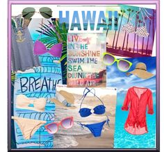 """""""Summer Fun in the Sun"""" by maggie-carman on Polyvore"""