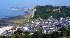 Yport village, Haute-Normandie_ North France