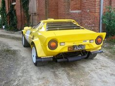 Lancia Stratos Pietropoli today