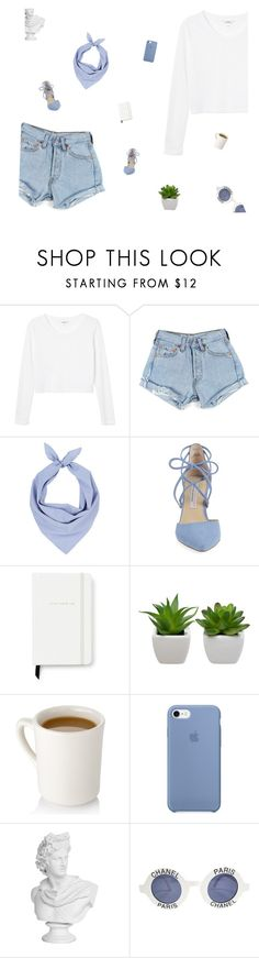 """I don't wanna feel blue anymore"" by loasanchez ❤ liked on Polyvore featuring Monki, Barneys New York, Kristin Cavallari, Kate Spade and Chanel"
