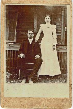 James L. Rush and Nannie Ellen Kees Rush