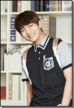 •170320 V [BTS x Smart School Uniform]