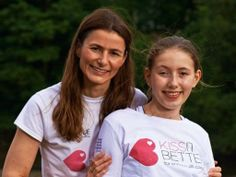 Carmel Allen and Josephine Drew -  Charity Founders - Carmel, from London, founded the  Kiss it Better appeal after her daughter Josephine was treated at Great Ormond Street Hospital for neuro-blastoma, a rare childhood cancer. Ten years on, Josephine is a healthy 12-year-old, and the pair have raised £800,000 for cancer research.